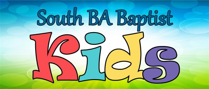 South BA Baptist Kids Logo